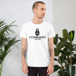 COMRADES SHIRT