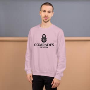COMRADES MOSCOW HOODIE