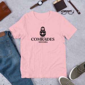 COMRADES SHIRT PINK