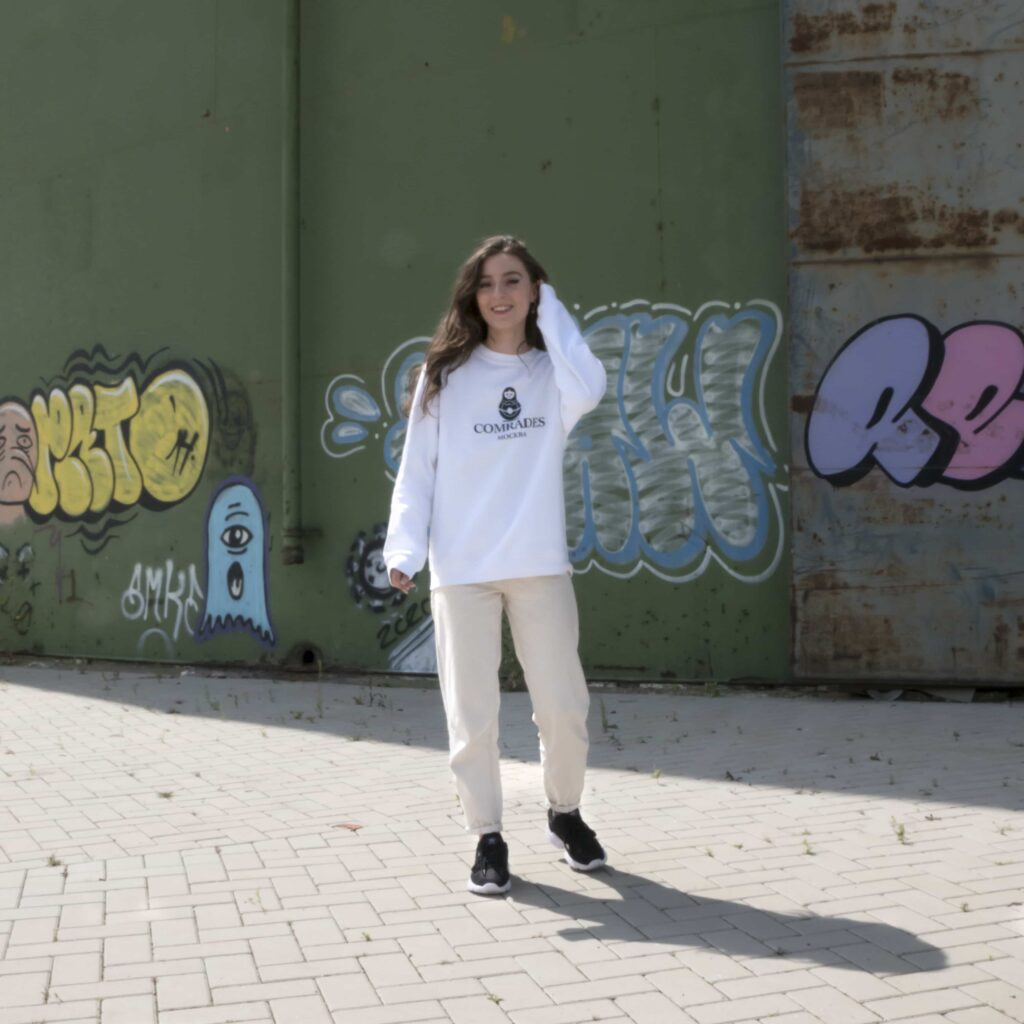 comrades moscow clothing